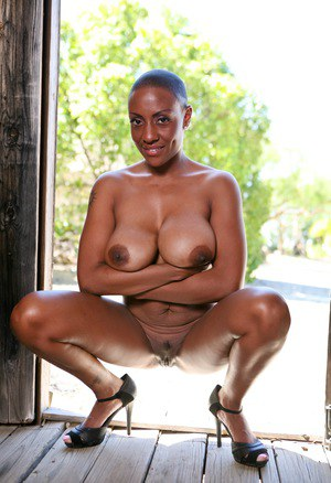 Big sexy black women naked seems magnificent