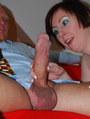 Mature giant cock