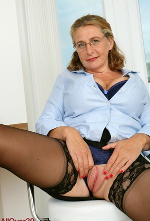 Mature pussy A